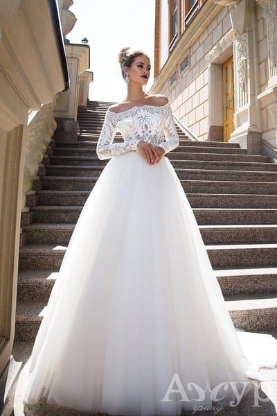Руководство по выбору зимнего свадебного платья