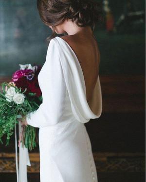 Свадьба в стиле минимализма
