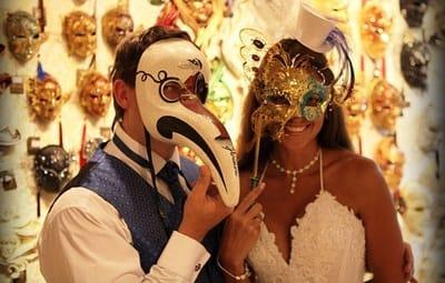 Тематичне весілля - оригінальний сценарій, захоплення гостей