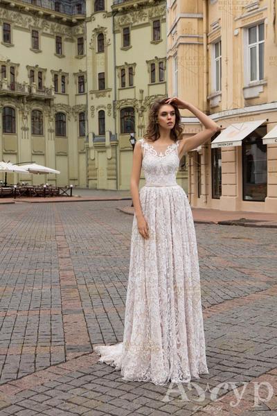 Как выбрать наилучшее свадебное платье, исходя из типа фигуры(Часть 2)