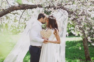 Организация свадьбы весной (продолжение)