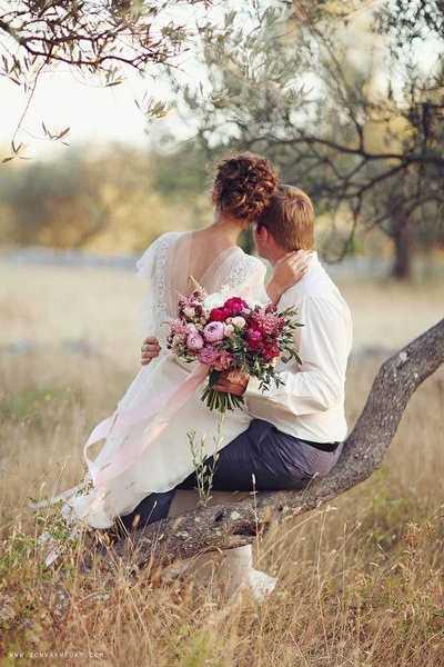 Весеннее вдохновение для свадебного образа