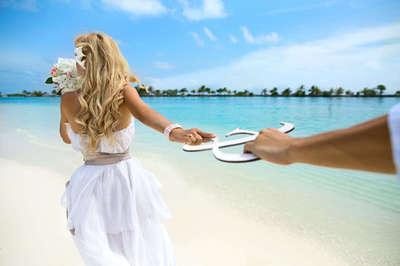 Планирование идеальной свадьбы на пляже