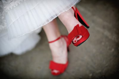 Туфелька для Золушки или как выбрать удобную свадебную обувь?