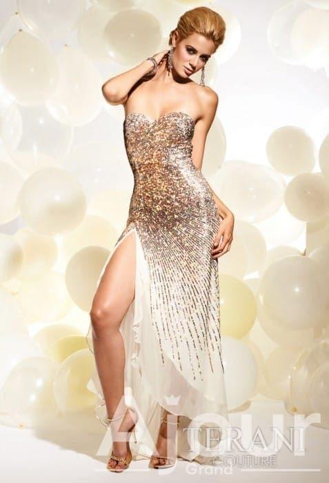 Вечернее платье 1318P
