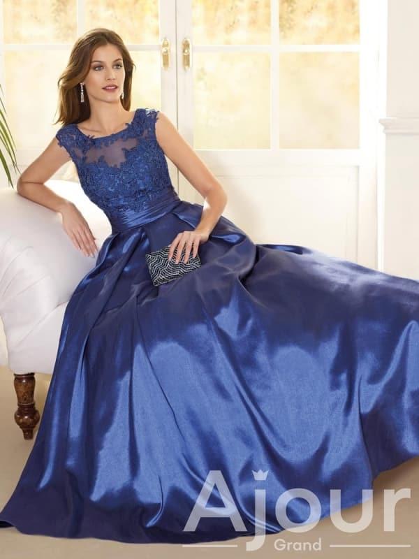 Вечернее платье 6026
