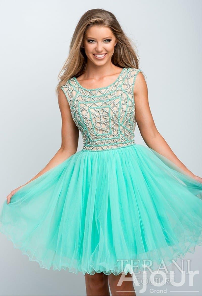Вечернее платье 151P0014