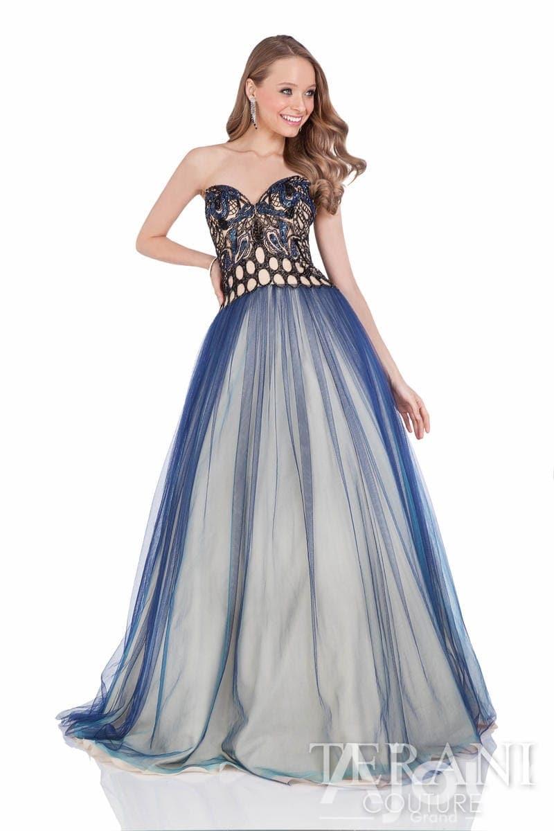 Вечернее платье 1611P1103