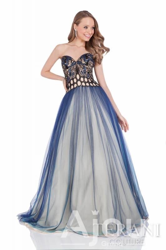 Вечернее платье 1611P1103A