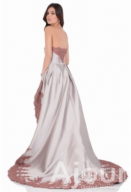 Вечернее платье 1621E1468