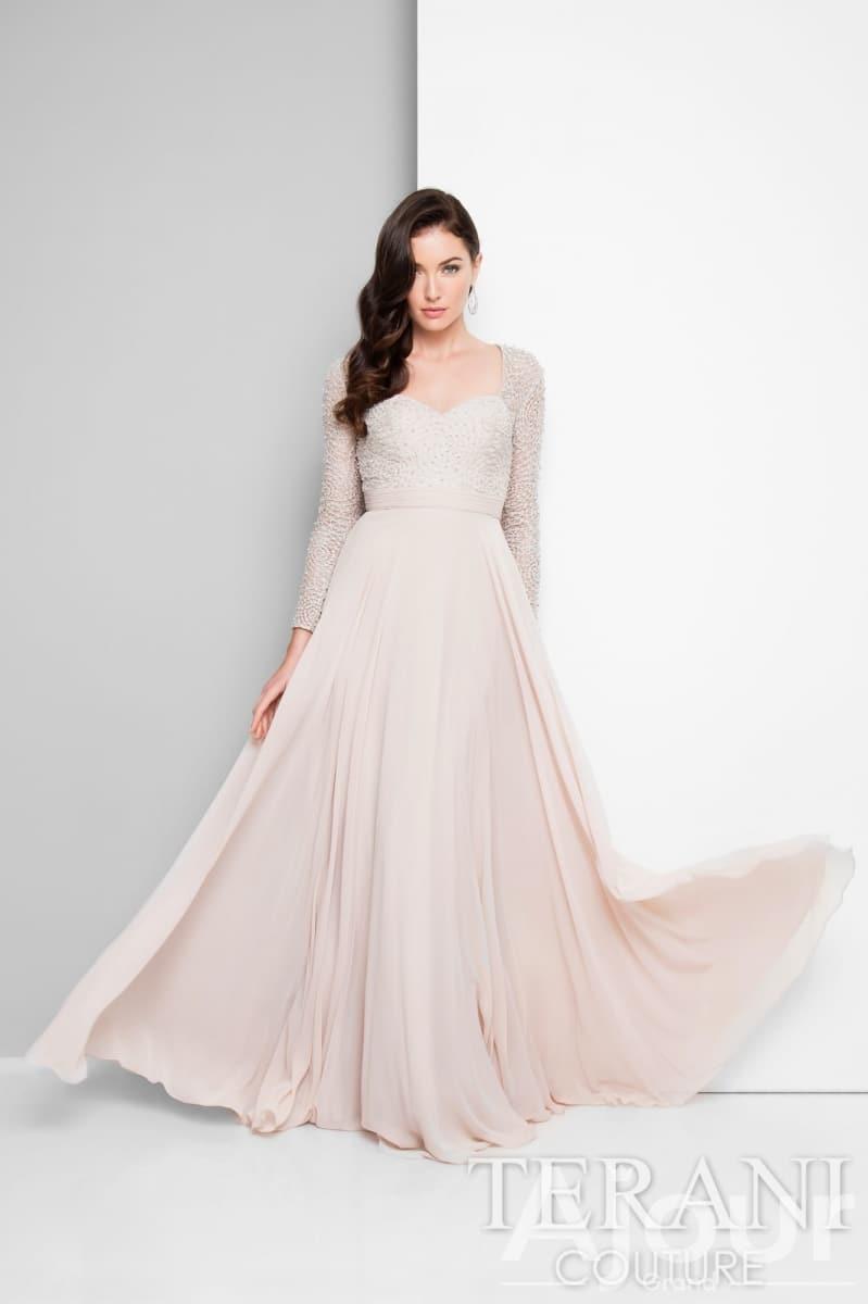 Вечернее платье 1711M3405