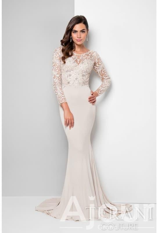 Вечернее платье 17123434