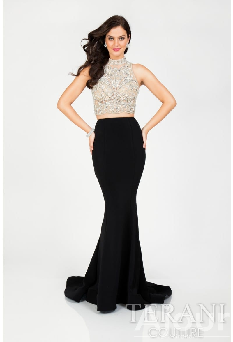Вечернее платье 1712P2753