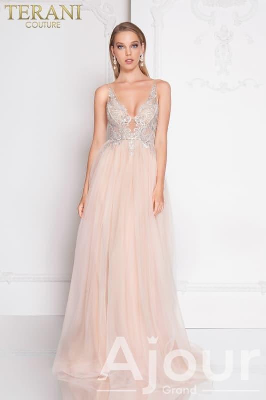 Вечернее платье 1811P5206