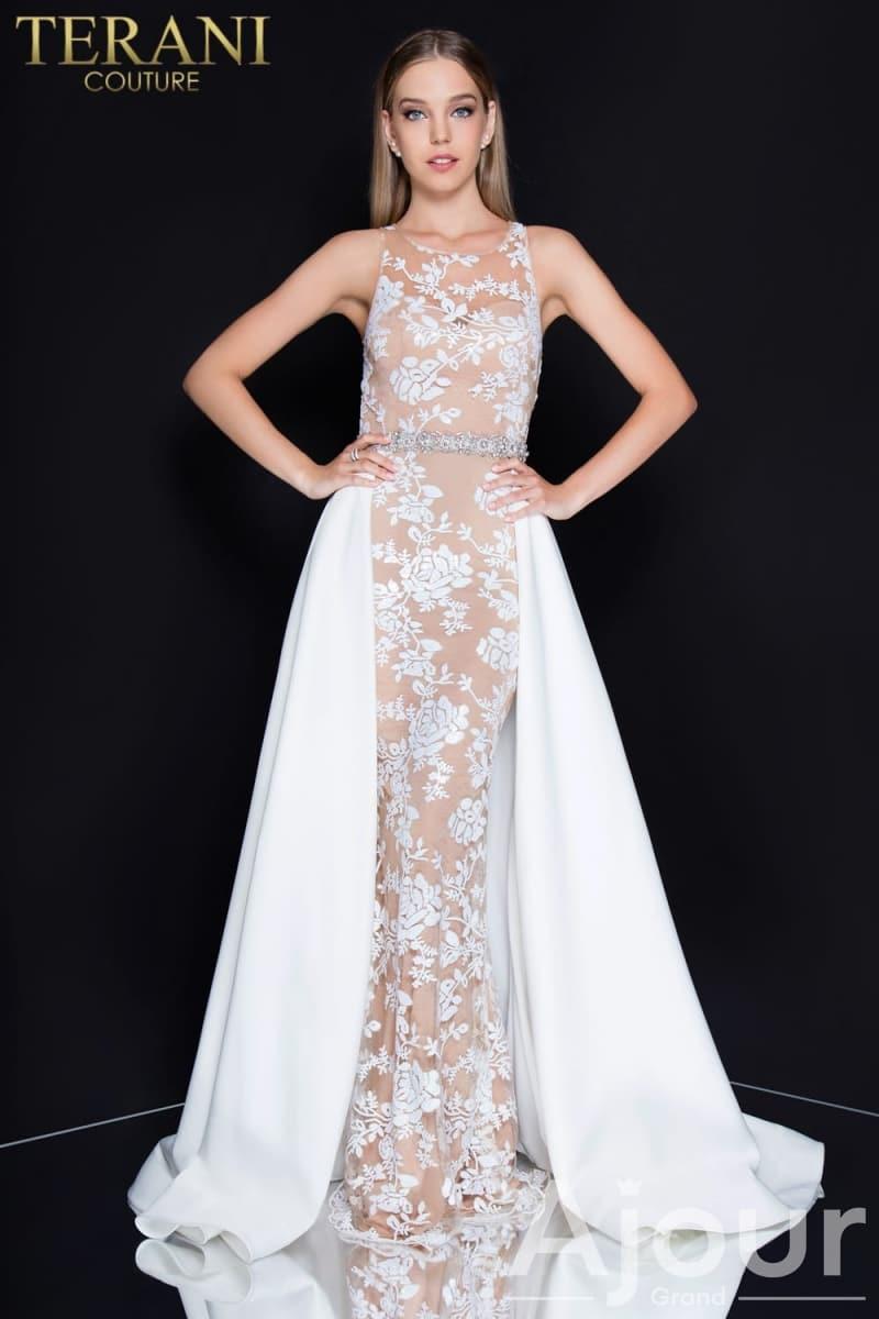 Вечернее платье 1812P5387
