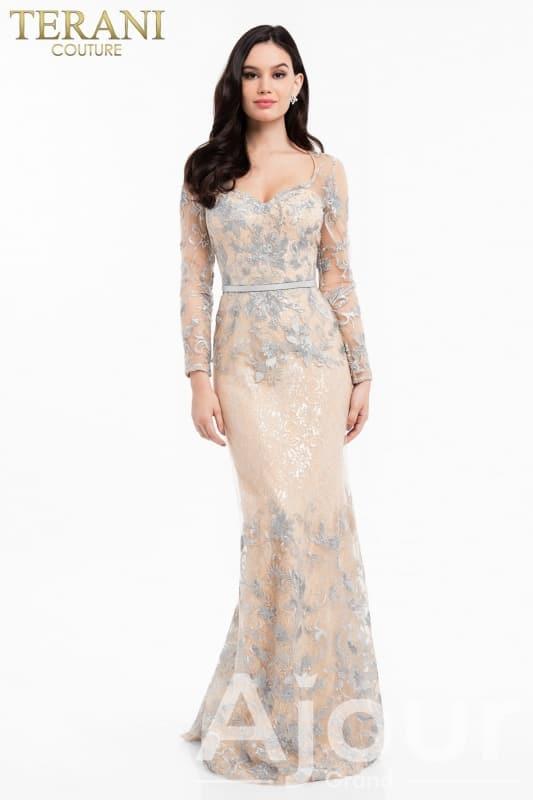 Вечернее платье 1823M7706