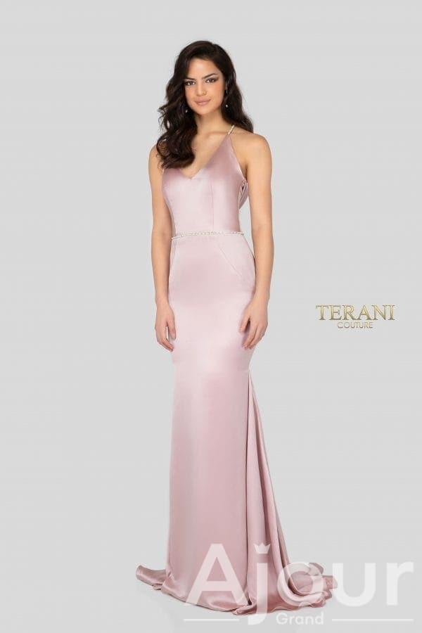 Вечернее платье 1911P8171,champagne