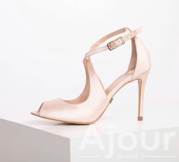 Свадебная обувь Jade, лодочки 8.5