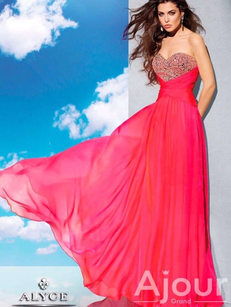 Вечернее платье Alyce Paris 35557