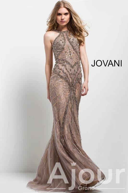Вечернее платье 41612