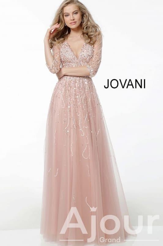 Вечернее платье 62800