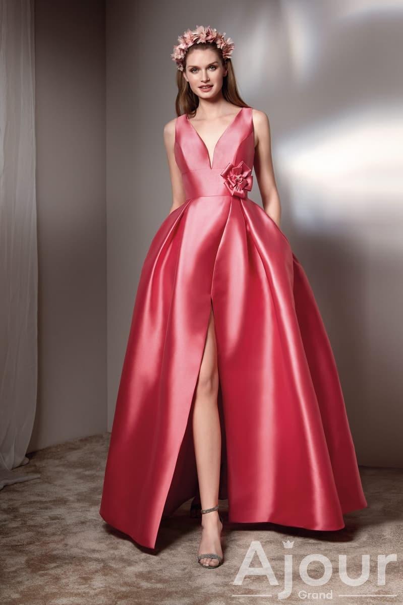 Вечернее платье 6355