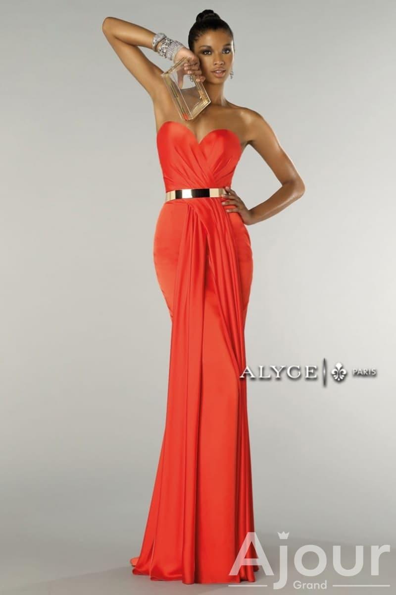 Вечернее платье 6442