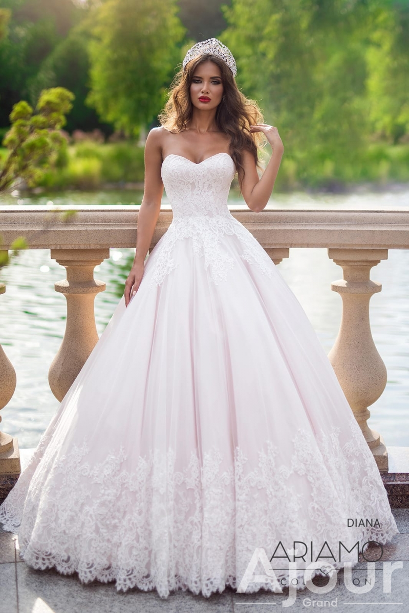 Свадебное платье Diana