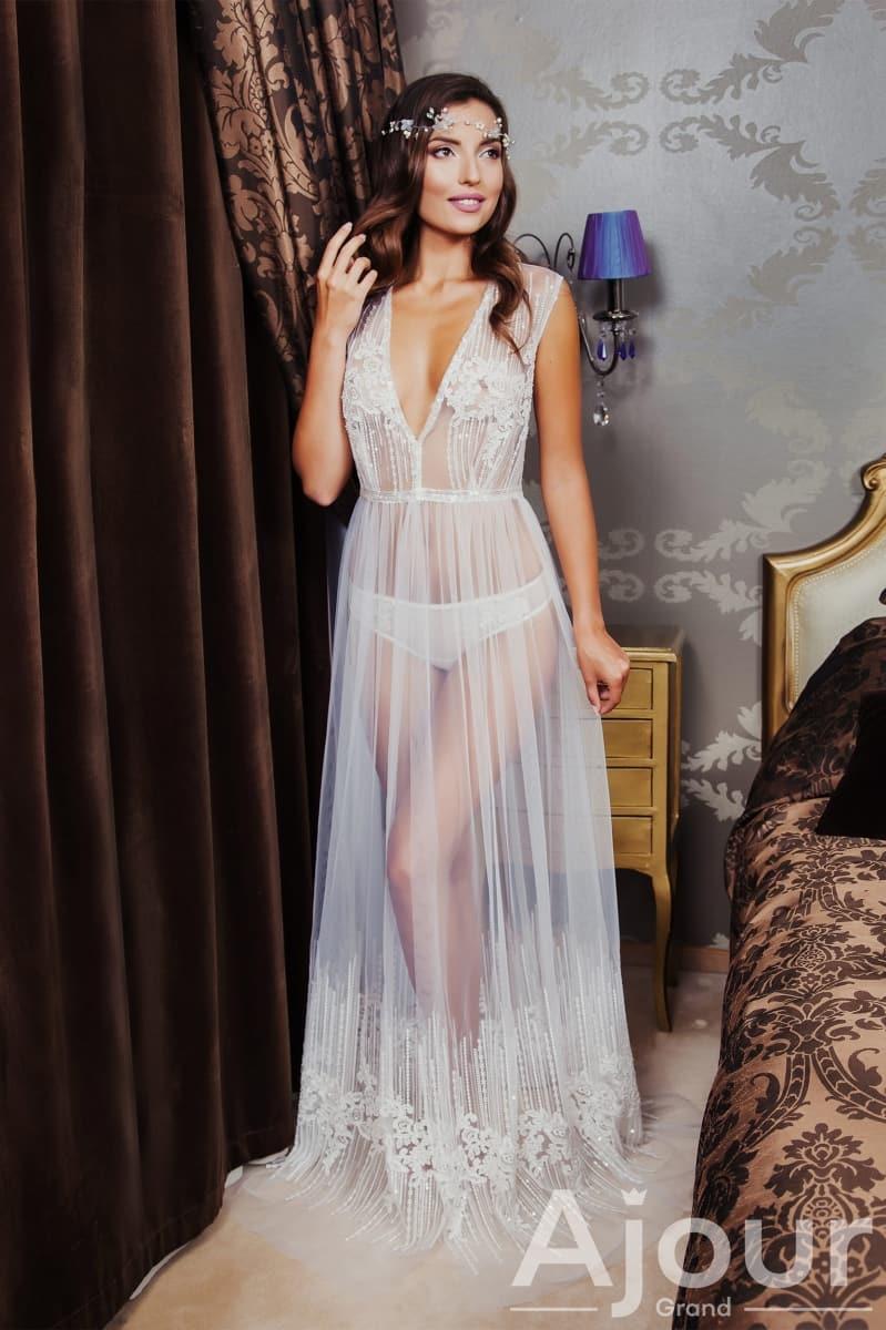 Будуарное платье F 201