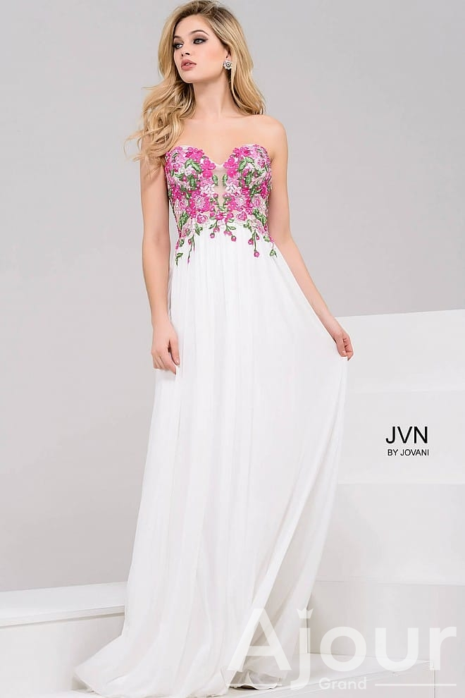 Вечернее платье 50057