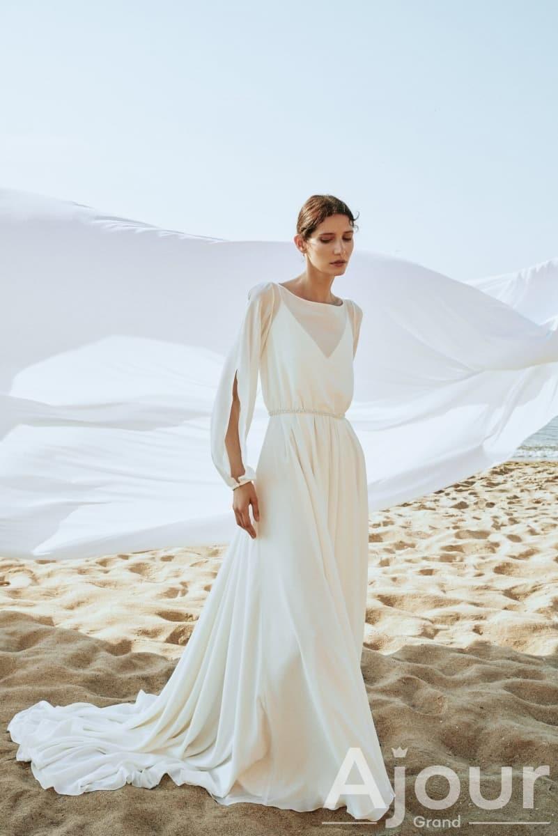 Свадебное платье 18057 Liretta