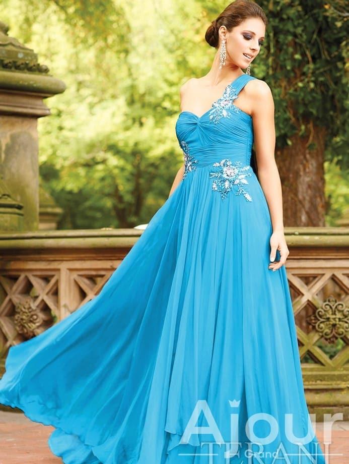 Вечернее платье Terani Couture P618