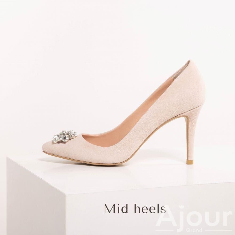 Свадебная обувь Jade,лодочки