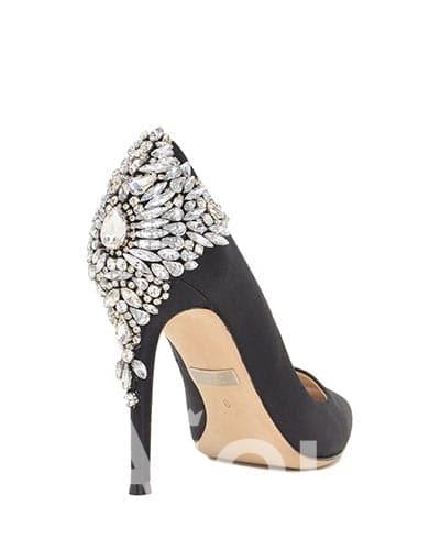 Свадебная обувь Gorgeous black