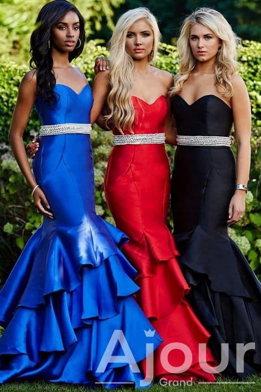 Вечернее платье 31206