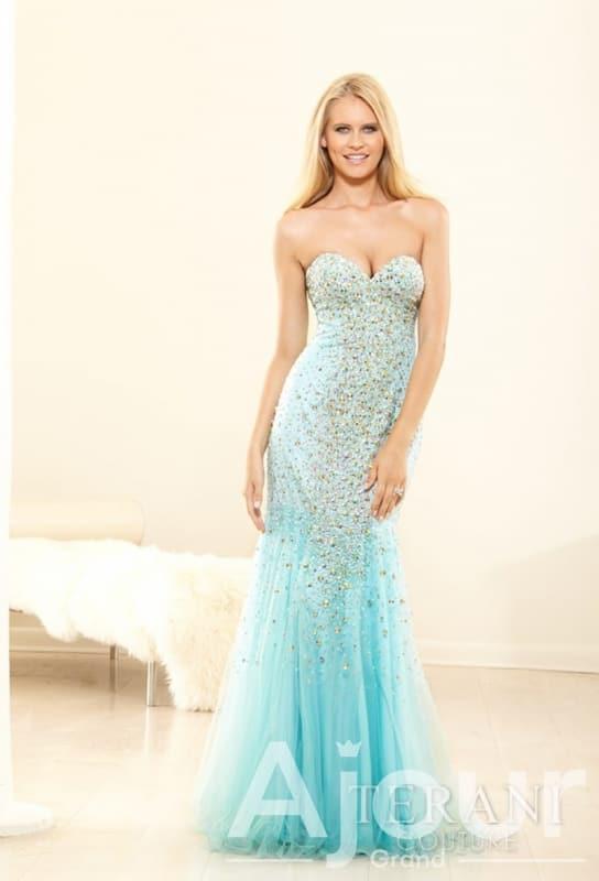 Вечернее платье P3116