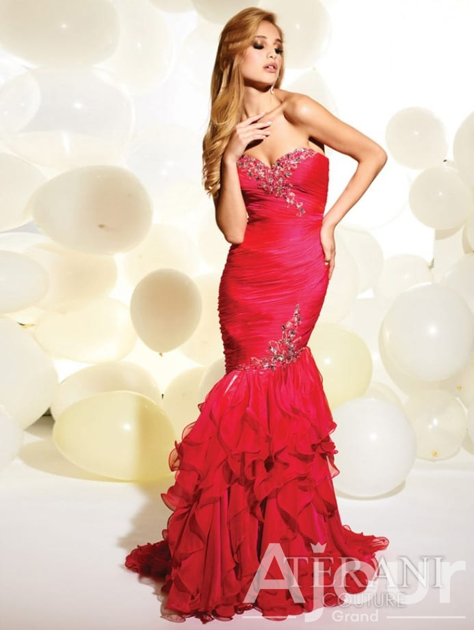 Вечернее платье Terani Couture p728