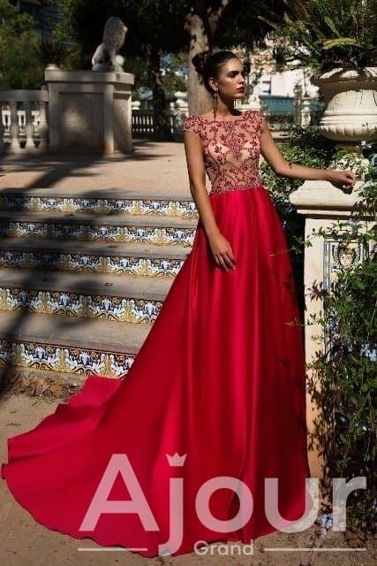 Вечернее платье PL-5030