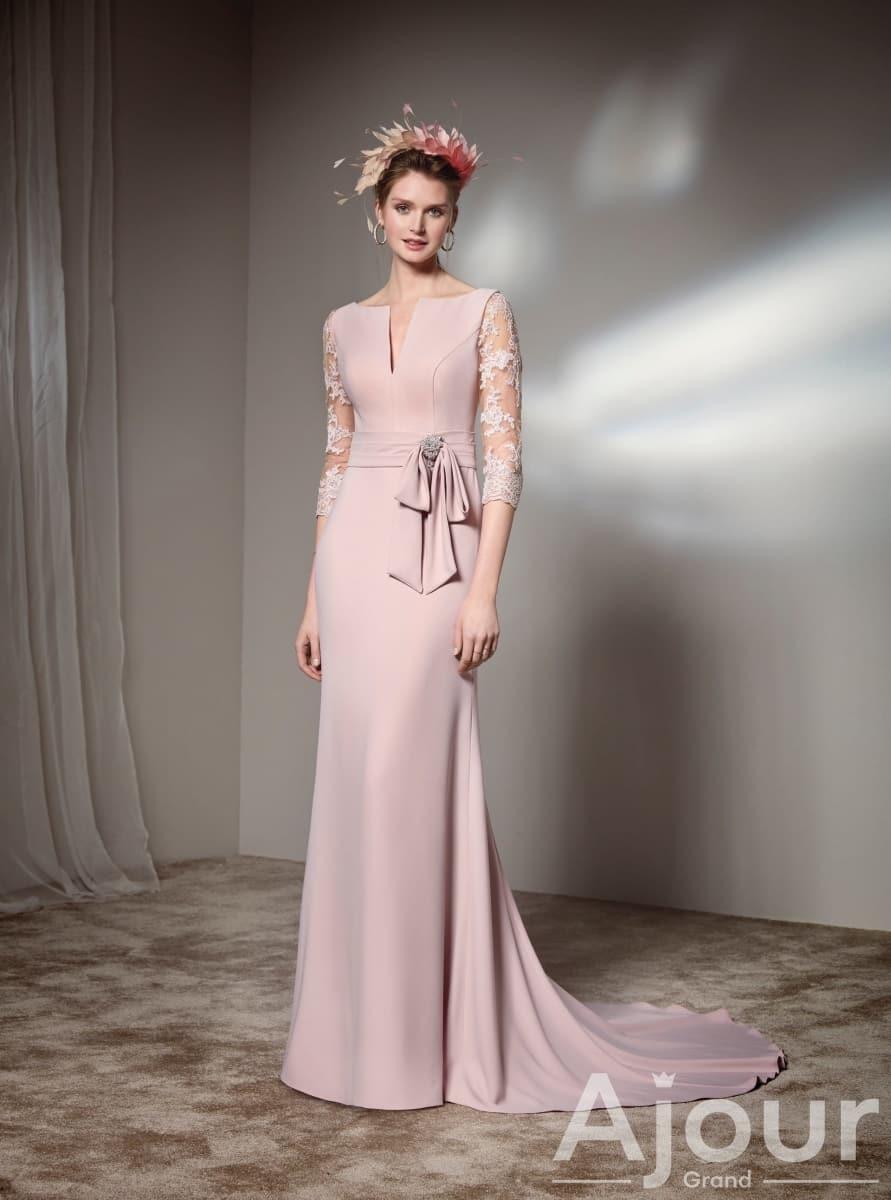 Вечернее платье 6301
