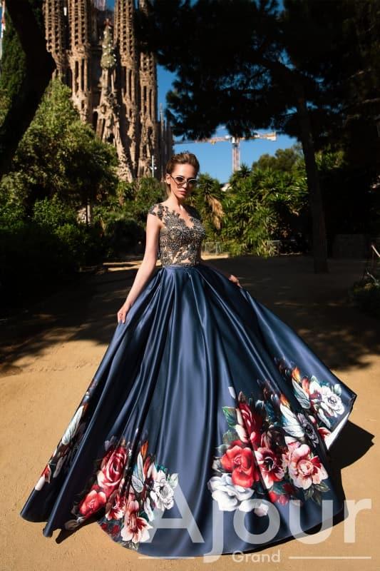 Вечернее платье PL-5049